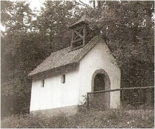 Ehemaliges Feuerwehrgerätehaus in Reisdorf
