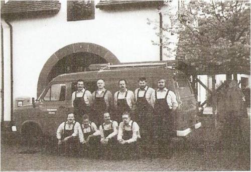 Feuerwehrkameraden 1993