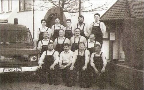 Feuerwehrkameraden 1995