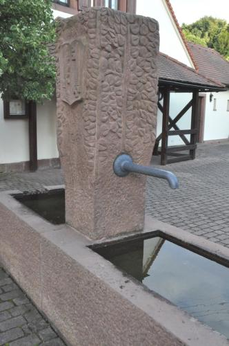 Dorfbrunnen in Böllenborn