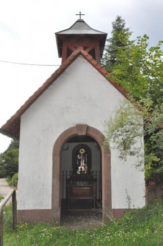 Wendelinuskapelle in Reisdorf