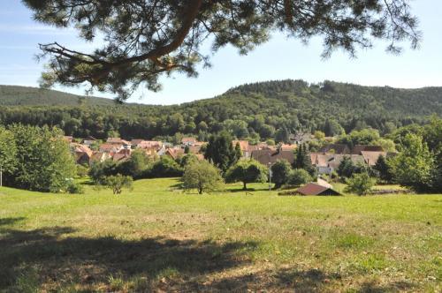 Blick übers Tal