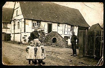 ca. 1916, Haus Schweitzer, Hauptstraße 13