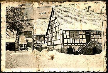 30er Jahre, Haus Schweitzer, Hauptstraße 13