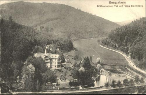 Postkarte: Böllenborner Tal